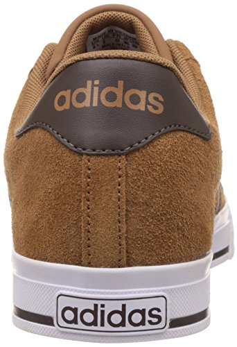 adidas Daily, Chaussures de Sport Homme Marron (Madera / Marosc / Ftwbla)