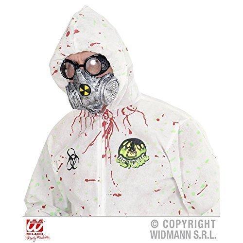 Gasmaske / Mundschutz Maske / Halloween / ()