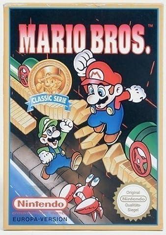 Nes Super Mario Bros - NES - Mario Bros. [import