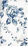GreenGate Geschirrtuch - Tea Towel - Amanda Indigo
