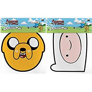 Twin Pack - 2 Official Adventure Time Face Masks