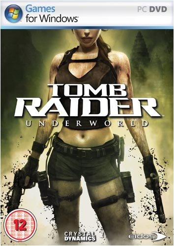 Tomb Raider: Underworld (PC DVD) [Edizione: Regno Unito]