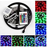 Citra 5 Meter Waterproof Remote Control Led Strip Light For Home,office,Diwali,Eid & Christmas Decoration