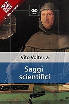 Saggi scientifici di [Volterra, Vito]