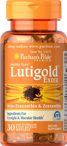 Lutein plus TM healthy eyes 30 Softgels