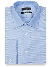 J By Jasper Conran Blue Striped Shirt