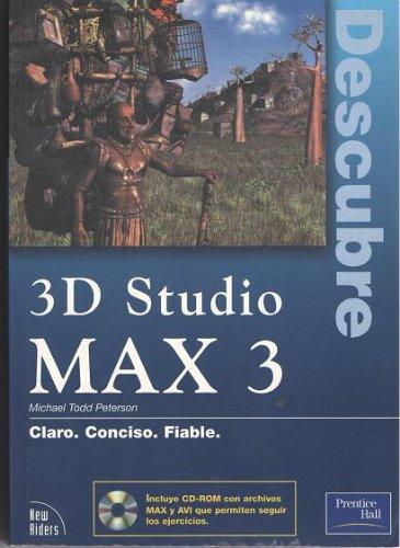 Descubre 3d studio max 3