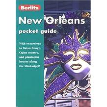 Berlitz New Orleans Pocket Guide (Berlitz Pocket Guides)
