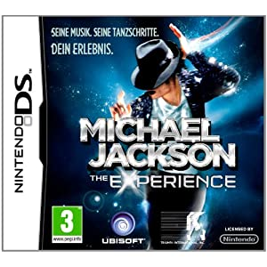 Michael Jackson The Experience [AT PEGI] – [Nintendo DS]