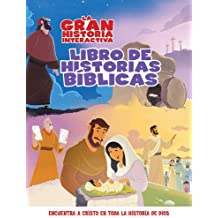 La Gran Historia: Libro Interactivo de Relatos Bíblicos (The Gospel Project)