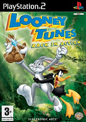 Looney Tunes - Back in