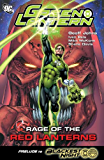 Green Lantern: Rage of the Red Lanterns (Blackest Night)