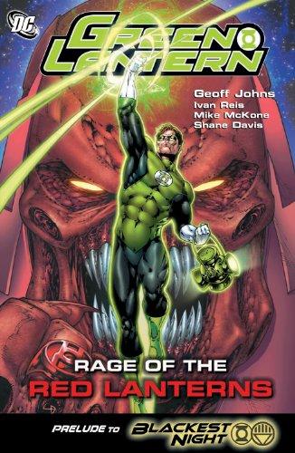 Green Lantern Cover Image