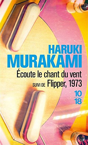 Ecoute le chant du vent par Haruki Murakami