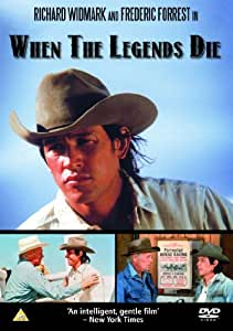 When The Legends Die [DVD] (1972)