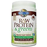 Garden of Life Raw Protein and Greens Bio Pflanzenprotein (Chocolate) 458 g