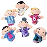 #6: Civiz Soft Puppets for Funtime of Baby(Pack of 1)