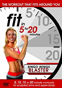 Fit in 5 to 20 Minutes - Bingo Wings Blaster [Import anglais]