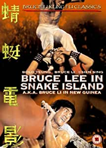 Bruce Lee In Snake Island [DVD]