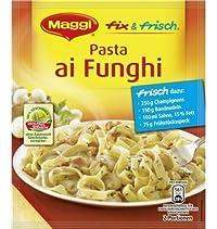 MAGGI fix & frisch Pasta ai Funghi (3 Bags)