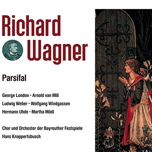 Parsifal-2 Aufzug: Parsifal! - Weile!