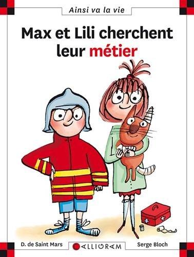 Max et Lili cherchent leur métier - tom...