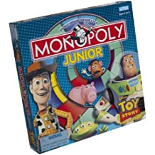 Toy Story Monopoly Junior