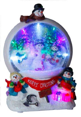 Best Season LED-Schneekugel