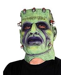 Idea Regalo - Ciao 30658 - Maschera Frankenstein In Lattice, Verde