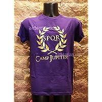 Camp Jupiter, maglia viola, maglietta t-shirt, felpa, canotta, Percy Jackson Campo Giove