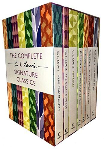 C. S. Lewis Signature Classics 7 Books Collection Box Set (Lewis Box-set Cs)