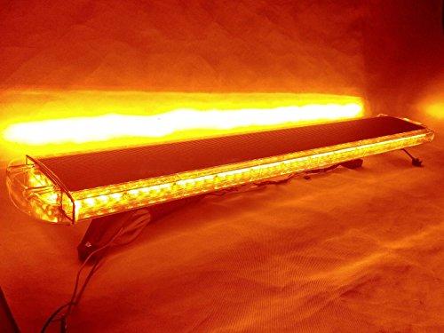 '5196W LED Work Light Bar Beacons Safety Emergency Warning Strobe Lights Neon Spots Bars Emergency Beacon
