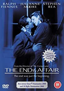 The End Of The Affair [DVD] [2000]