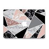 Coque MacBook Air 13 'A1932, Coque rigide en plastique mat avec AQYLQ pour MacBook...