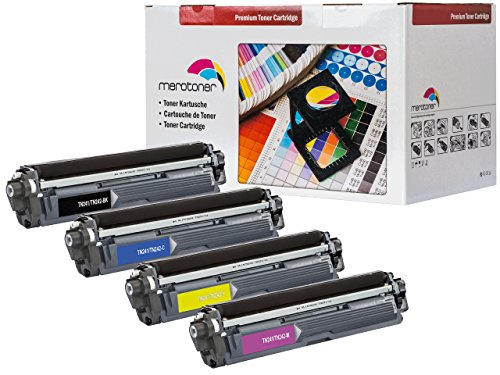 Preisvergleich Produktbild Merotoner® Toner Set ersetzt TN-241BK, TN241BK, TN241, TN 241 / TN-245C, TN245C, TN245, TN 245, TN-241C, TN241C / TN-245M, TN245M, TN-241M, TN241M / TN-245Y, TN245Y, TN-241Y, TN241Y für Brother DCP-9020 CDW HL-3140 CW HL-3150 CDW HL-3170 CDW MFC-9130 CW MFC-9140 CDN MFC-9330 CDW MFC-9340 CDW / DCP9020 CDW HL3140 CW HL3150 CDW HL3170 CDW MFC9130 CW MFC9140 CDN MFC9330 CDW MFC9340 CDW