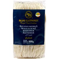 Blue Elephant Thai Pad Rice Noodles, 500 G