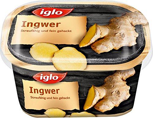Iglo - Ingwer streufähig und fein gehackt TK - 70g