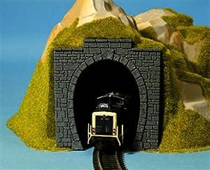NOCH 60010 Paisaje Parte y Accesorio de juguet ferroviario - Partes y Accesorios de Juguetes ferroviarios (Paisaje, Cualquier Marca, H0, Gris, 110 mm, 11 cm)