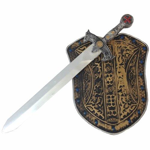 Schild und Schwert (Spielzeug Schilde Und Schwerter)