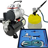 Airbrush Set AS189 & BD130 & 777