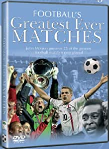 Little Book of Football/Football's Greatest Ever Matches [DVD]
