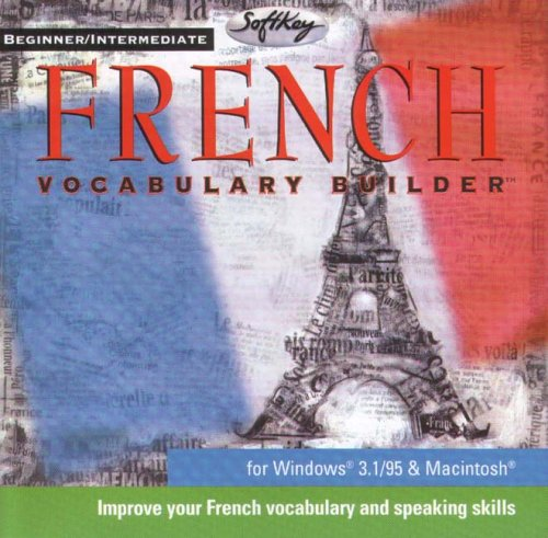 French Vocabulary Builder Test