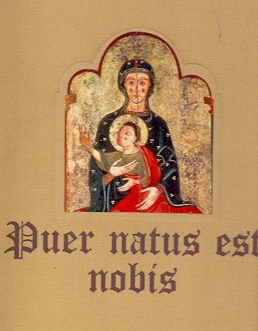 Puer natus est nobis / La iconograf'a de la Navidad en el arte medieval