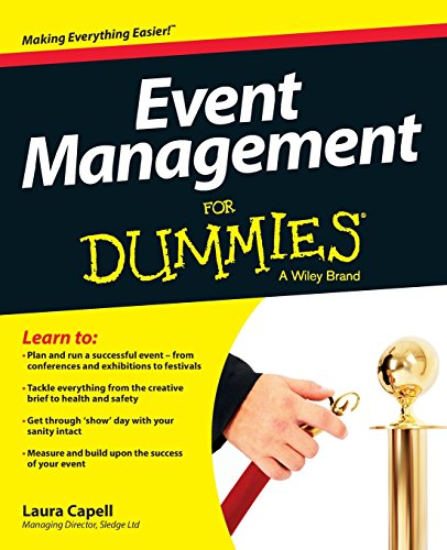 Event Management For Dummies por Laura Capell