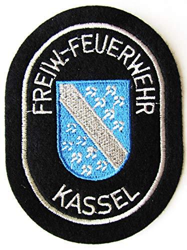 Freiwillige Feuerwehr - Kassel - Ärmelabzeichen - Abzeichen - Aufnäher - Patch - Motiv 1