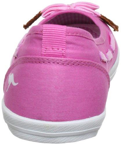 KangaROOS Dija, Damen Geschlossene Ballerinas Pink (begonia 620)