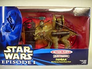 Star Wars Episode 1 – Action Fleet 79072 – Electronic Fambaa (with Remote Control Power Cord)