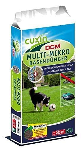 Cuxin Multi Mikro-Rasendünger 20 kg