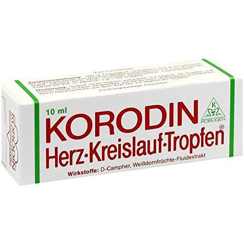 Korodin Herz Kreislauf Tr 10 ml