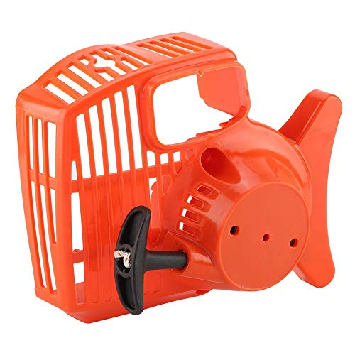 Duokon Recoil Starter Assy Ersatz Recoil Pull Start Easy Starter Assy Fit Chinesische Kettensäge für STIHL FS55 FC55 FS45 FS46 Trimmer Edger Weedeater Rasenmäher Ersatz Orange (Easy Start Stihl)